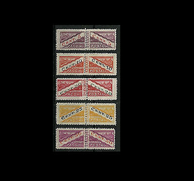 San Marino Parcel Post Stamps MH #MP2859