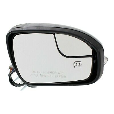 Kool Vue Power Mirror For 2013-2016 Ford Fusion Passenger Side Heated W/ Memory