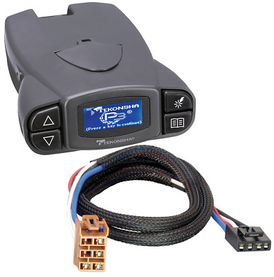 Vw Atlas Plug And Play Trailer Brake Controller Harness Atlas Only