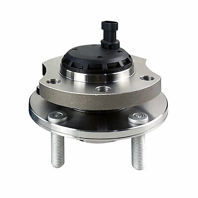 2 x Ford Falcon AU BA BF with ABS Front Wheel Bearing Hub Hubs set + 2 x Hub Nut