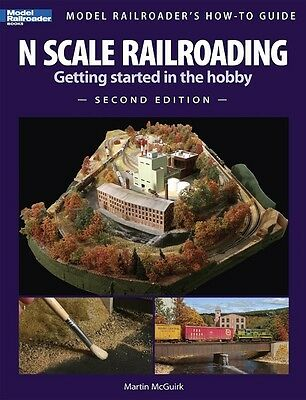 N Scale Model Railroading Second Edition (Model Railroader Books)  KAL12428