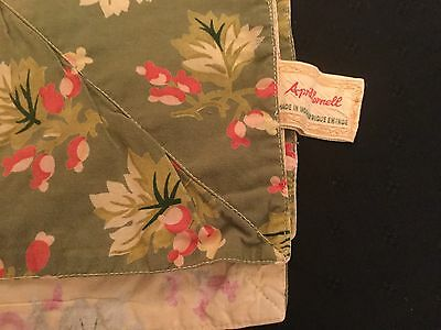 April Cornell Tablecloth Floral Boho Rectangle 48 X 66