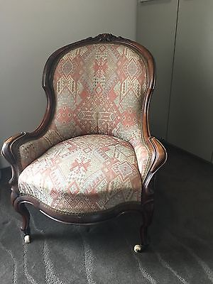 Victorian armchair.beautifully maintained 'Grandmother'chair.
