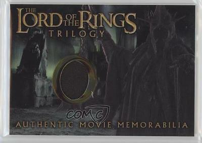 2004 Topps Chrome Lord of the Rings Trilogy #N/A The Witch-King's Robe Card s2w
