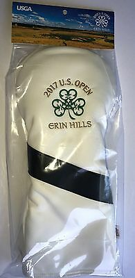2017 u.s. open Headcover Erin hills golf new head cover usga