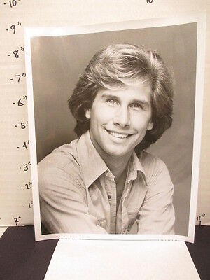 ABC TV studio show promo photo 1970s Parker Stevenson F.W. Dixon HARDY BOYS