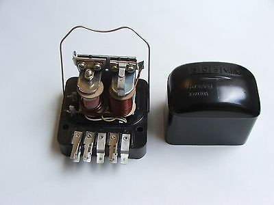 Dynamo Voltage Control Box Land Rover Series 2 & 2A 1958-66 (Rb106/2 Type)