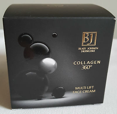 Beate Johnen Skinlike Collagen 360° Multi Lift Face Cream  50 ml