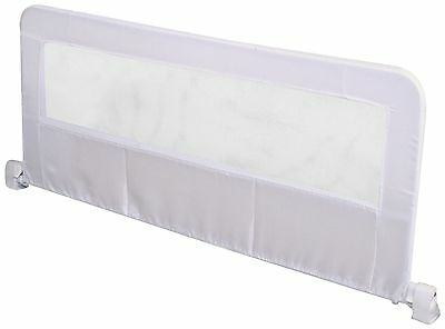 Bedrail Safety Guard Side Protector For Toddler Baby Beds By Regalo , White
