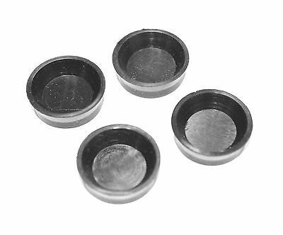 Set Of 4 Front Wheel Cylinder Cup Seals For Wolseley 4/50, 15/50 & 6/80