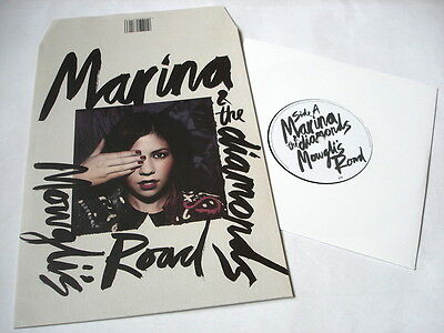 "Marina And The Diamonds - Mowgli's Road - Ltd 7"" Vinyl"