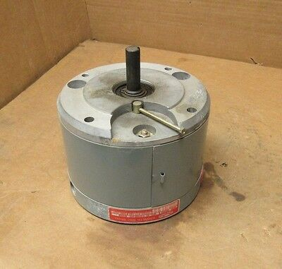 Dayton 3M366B Magnetic Disc Brake 115/208-230V 6 Ft/lb Torque