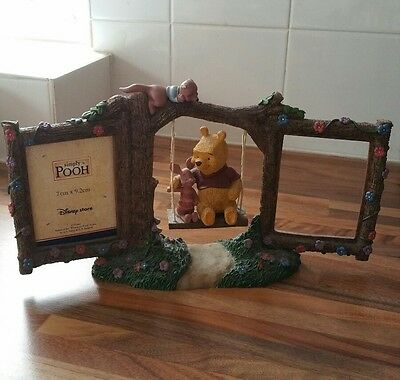 Disney store Simply Pooh winnie the pooh picture photo frame