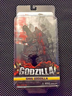 NECA Shin Godzilla Action Figure New In Package