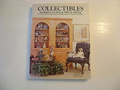 Collectibles Market Guide and Price Index : To Limited Edition Plates, Figurines