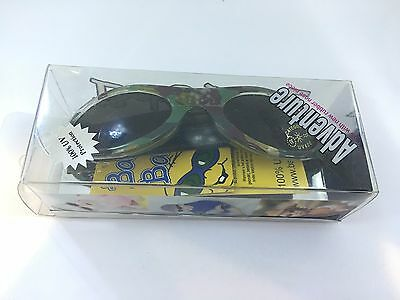 Baby Banz Green Camo Infant Sunglasses Ages 0-2