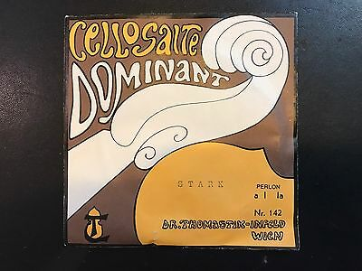 Thomastik Dominant Cello A String Stark 4/4 Size Less Than Half RRP of £25.33