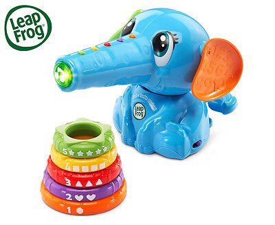 LeapFrog Stack & Tumble Elephant Toy