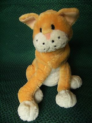 "Collectable ""a Breed Apart""   Cat Soft Plush Country Artists 2005 10"" Approx"