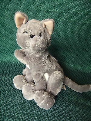 "Collectable ""a Breed Apart""   Cat Soft Plush Country Artists 2006 10"" Approx"