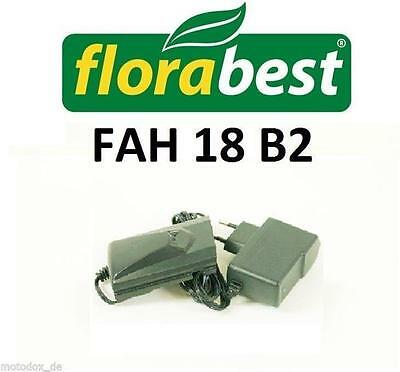 Charger Florabest Battery Hedge Trimmer FAH 18 B2 Ian 70380