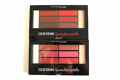 Maybelline New York Color Drama Lip Contour Palette - Please Choose Shade: