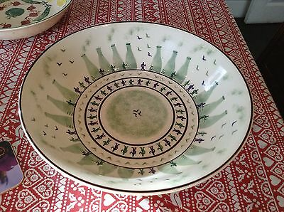 "Emma Bridgewater Lynsey Special Pot banks 13"" Dish New Best Poss Only One"