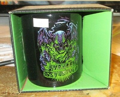 Avenged Sevenfold Mug Collectable Rare Vintage  Licensed New In Box  A7X