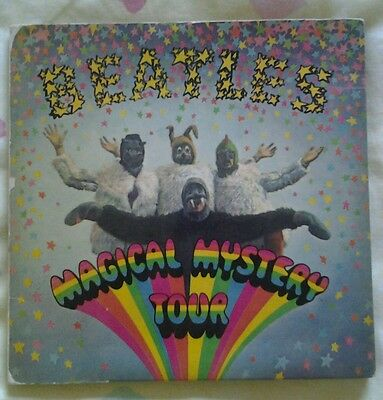 Beatles/Magical Mystery Tour.1967 UK Parlophone Mono Original PS 45.