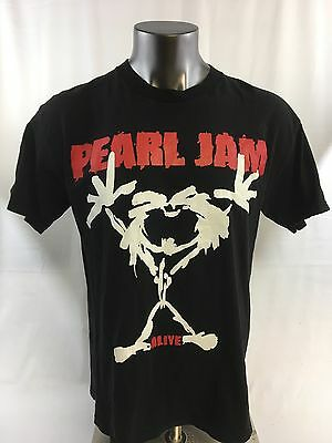 Pearl Jam Retro Alive T-Shirt Adult Large