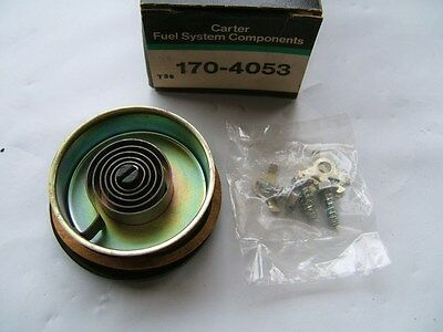 Carter 170-4053 Carburetor Choke Thermostat - Rochester 4-BBL - GM Chevy Truck
