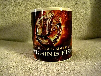 Beautiful - Hunger Games - Catching Fire - Coffee Cup - Mug - Great Gift Item!!