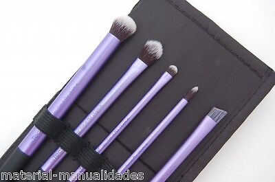 STARTER SET brushes REAL TECHNIQUES by Samantha Chapman brush BROCHA Maquillaje
