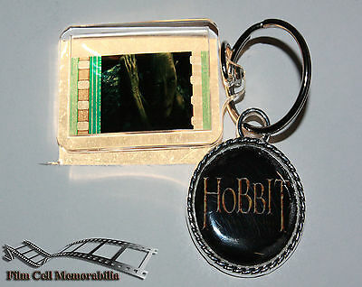 The Hobbit - 35mm Film Cell Movie KeyRing and Pendant Keyfob Gift