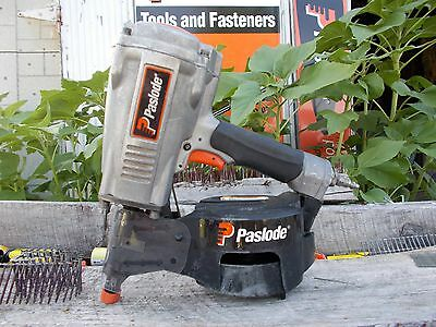 """Paslode F275C # 500760   Round Head 1-1/2""""- 2-3/4"""" Coil Nailer"""