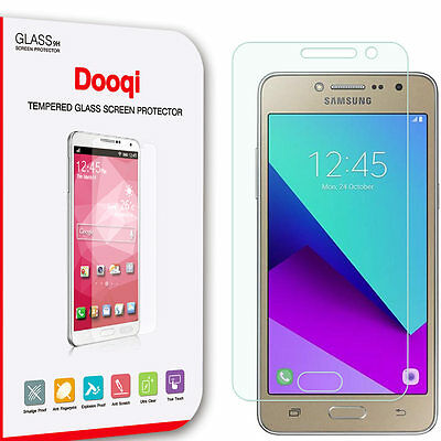 Dooqi Premium Tempered Glass Screen Protector for Samsung Galaxy J2 Prime