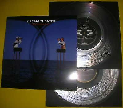 Dream Theater - FALLING INTO INFINITY 2016 ltd 2x clear vinyl LP album UNPLAYED