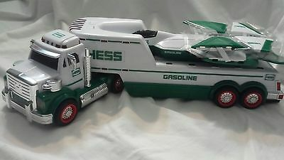 Hess Toy Truck and Jet Plane