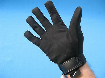 NEW Hardy Mechanics Gloves XL Synthetic Leather & Spandex Item #62429 Free Ship