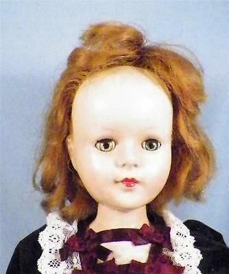 American Character Sweet Sue Doll Walker Hard Plastic 1950s Vintage 15 inches