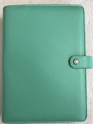 Websters Pages Color Crush A5 Teal Planner