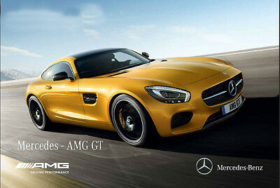 CATALOGUE MERCEDES AMG GT 03-2015 (58 pages)