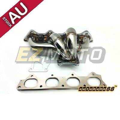 AU STOCK!! Racing Exhaust Manifold Header with Gasket for Lancer EVO 4 5 6 7 8 9