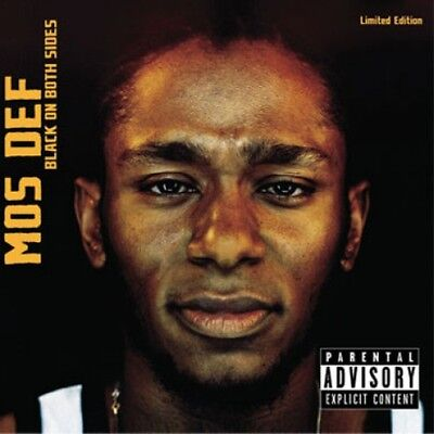 "Mos Def "" Black On Both Sides "" New Uk Lp ** Coloured Vinyls ** Slgt Damage 2 Sl"