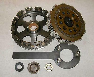 Lambretta Af Rayspeed 6 Plate Clutch Kit 47 Tooth