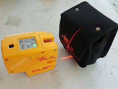 Pacific Laser Systems PLS4 Used w/ belt pouch