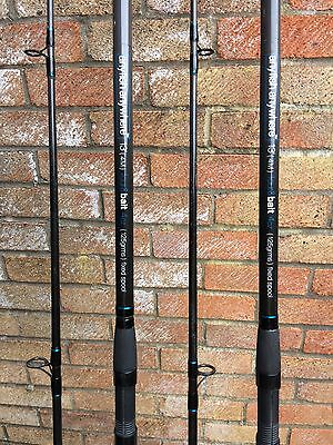 2 x Anyfish Anywhere AFAW Four And Bait 13ft Rods MK1 Fixed Spool (4 + Bait)