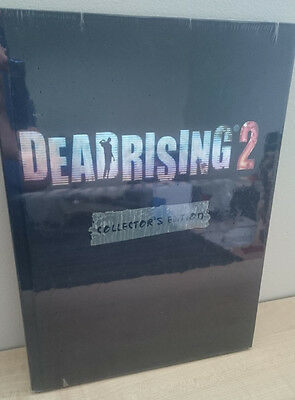 Factory Sealed DeadRising 2 Collectors Edition Strategy Guide HardCover
