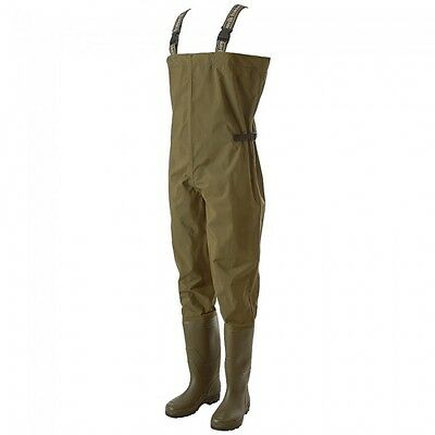 Trakker NEW Carp Fishing Waterproof N2 Chest Waders *All Sizes*