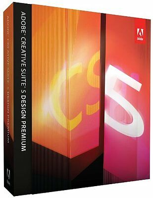 Adobe Cs5 Design Premium- Full Version- For Windows- Official Download With Key